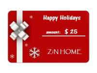 $ 25 Gift Card