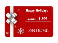 $ 200 Gift Card