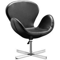 Cobble Swan Swivel Chair