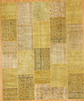 Turkish Patchwork Rugs- Autumn
