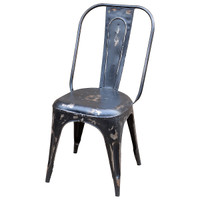 Iron Bistro Side Chairs