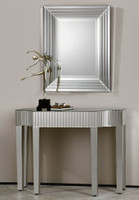 Ikona Mirrored Frame Wall Mirror