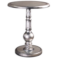 Baina Mirrored Accent Table