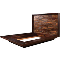 Carson Queen Platform Bed Frame