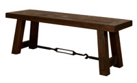 Carter Dining Bench 50""