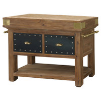 Belmont Kitchen Island 46&quot;