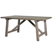 Farmhouse 78&quot; Dining Table