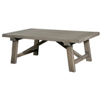 "Farmhouse 50"" Coffee Table"
