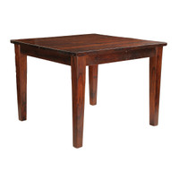 Provence Square Dining Table 40''