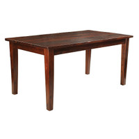 Provence Dining Table 76&quot;