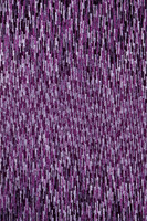 Velour Bamboo Rugs-Purple