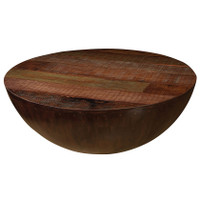 Ryan Round Coffee Table 48&quot;