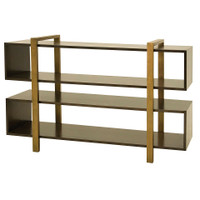Metropolitan Low Bookcase