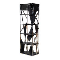 Spider's Web Single Bookcase