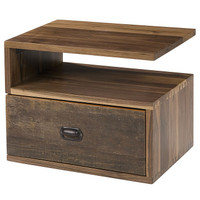 Leroy Right Side End Table