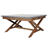 Bluestone Square Coffee Table 31""