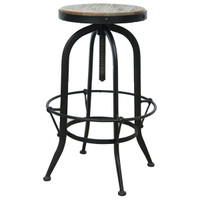 Adjustable Bristol Barstool