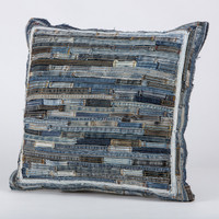 Cowboy Stripe Pillow