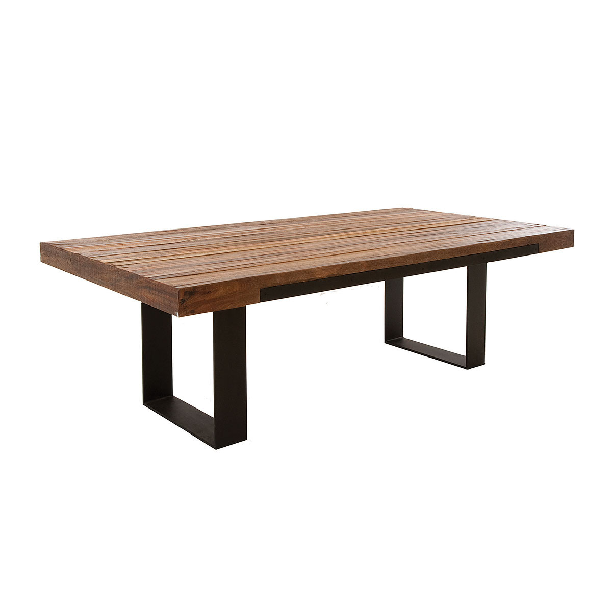 Solid wood beauties are perfect as stand alone dining tables or family ...