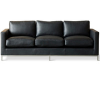 Trudeau Leather Sofa