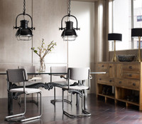Dutch Industrial Dining Table