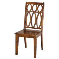 Magnolia Dining Chair-Dark Oak