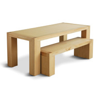 Chunk Dining Bench