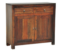 Hampton Teak Small Sideboard-Brown