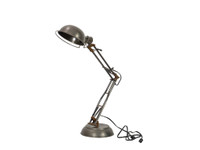 Architect Task Desk Lamp-Pewter