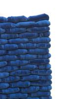 Cobblestone Area Rugs-Moroccan Blue