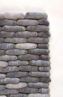Cobblestone Area Rugs-Stone
