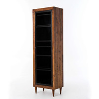 Belmont Rustic Reclaimed Wood Small Cabinet