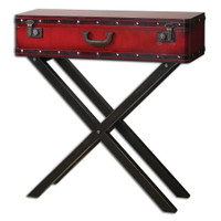Taggart Trunk Console Table