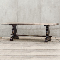 Van Thiel The Indecent Proposal Solid Walnut Dining Table 113