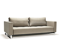 Cassius Deluxe Excess Lounger Sleeper Sofa Bed-Queen