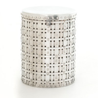 Marlow Woven Round Accent Table  IMAR-15