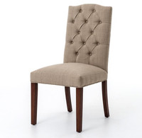 Jackie Upholstered Tufted Back Dining Chair