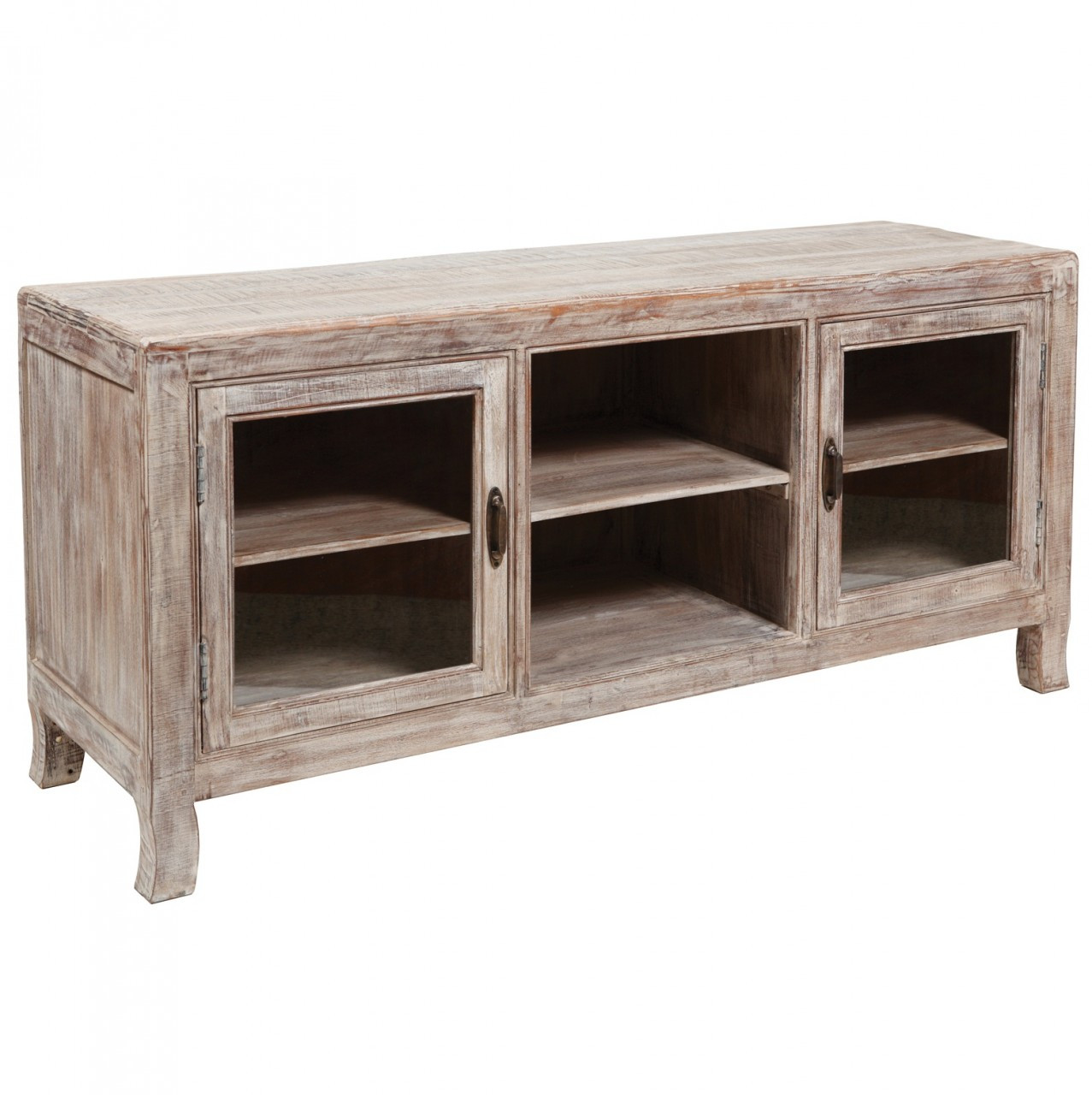Aria Reclaimed Solid Wood Tv Media Console Zin Home