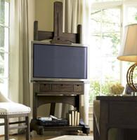 Artist's Oak Wood tv easel for sale