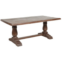 Cambria Trestle 78&quot; Dining Table