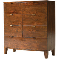 Jamaican Sunset 7 Drawer Chest