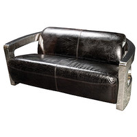 Sinclair 2 Seater Sofa - Cigar