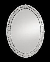 Graziano Oval Mirror