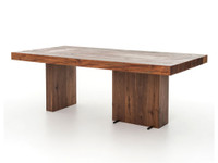 Ray Reclaimed Wood Dining Table 84""