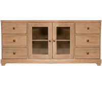 Hudson Media Cabinet