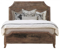 Solid Wooden California King Bed