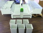 Festool Small Container Boxes for SYS-SB (6 pcs)