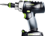 Festool Cordless Hammerdrill QUADRIVE PDC 18/4 (BASIC) (200005)