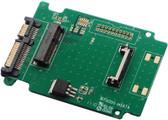MF25-mSATA (mSATA to SATA adapter - support SATAIII) - See MF-168mL-7