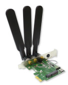 MP2W-2458 (mPCIe to PCIe adapter with antenna ANT2458Q5P)
